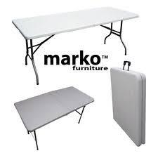 Plastic Folding Picnic Table Camping Picnic Table Ebay