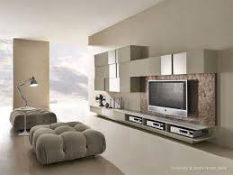 Tv Wall Units For Living Room Contemporary Wall Tv Tv Lounge - Contemporary design ideas for living rooms