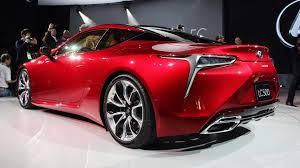 lexus rcf for sale autotrader lexus enters the large luxury coupe market with lc 500 news