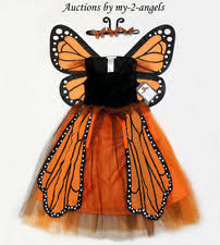 Pottery Barn Butterfly Costume Monarch Butterfly Costume Ebay