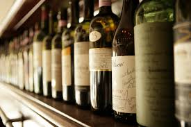 wine bottles half price wine bottles at cinghiale baltimore sun