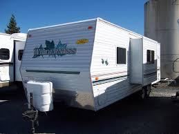 2002 fleetwood wilderness 26c travel trailer petaluma ca reeds