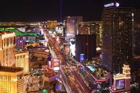 Map Of Las Vegas Strip Casinos by White Castle Eater Vegas