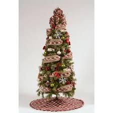 69 pc tidings themed complete tree decorating kit kmart