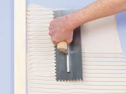 How To Get Pen Off Walls by How To Install Basic Wall Tile How Tos Diy