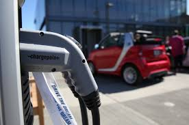 electric car charging startup chargepoint raises 50 million fortune