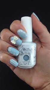 trendy cute 3d bow nail art on gel and regular nail polish