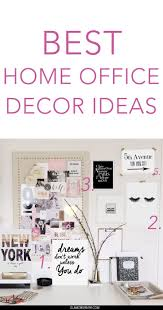 Office Decorating Ideas Pinterest by Best 25 Womens Office Decor Ideas On Pinterest Home Office