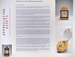 Clock Made Of Clocks Carter Marsh U0026 Co Ltd Antique Clocks U2013 Press Items