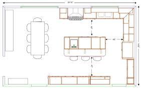 kitchen floor plans islands peninsula kitchen floor plan kitchen layout island 7925 endearing