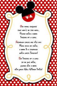 mickey mouse birthday invitation template birthday pinterest