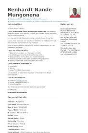 front desk receptionist resume samples visualcv resume samples
