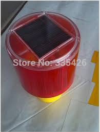 warning lights for sale sale freeshipping led solar traffic warning light signal beacon