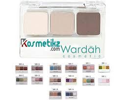 Warna Eyeshadow Wardah Yang Bagus harga wardah eyeshadow merk terbaik paling bagus terbaru 2018