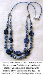 double strand beaded necklace images Beaded necklaces jpg