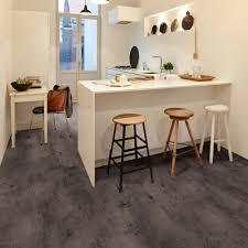 B Q Laminate Flooring Offers Natural Carbon Effect Premium Luxury Vinyl Click Flooring Sample