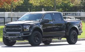 ford truck 2017 2017 ford f 150 raptor spied in production spec four door