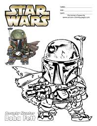 star wars coloring pages boba fett gif 510 660 tattoo ideas