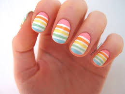 follow the rainbow the best pastel pallet for spring nails 1
