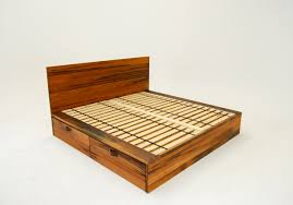 diy platform bed with storage woodworking plans wooden pdf small