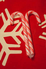 12 days of christmas crafts day 9 candy cane snowflake all that