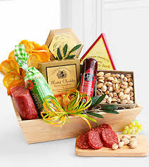 cheese gift meat cheese gift crate