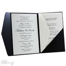 pocket folds wedding invitations pocket folds 28 images ivory vintage