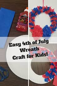 easy 4th of july craft for kids junction city arts council