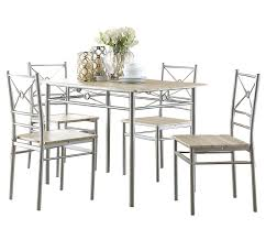 Home Furniture Kitchener Amazon Com Coaster 100035 Home Furnishings 5 Piece Dining Set