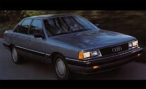 1985 audi 5000s turbo photo 166247 s original jpg