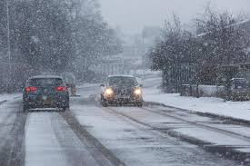 Snow Scotland Conor Brings Snow And 94mph Gales As Parts Of Scotland Hit