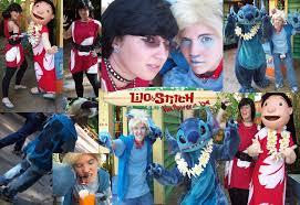 Stitch Halloween Costume Lilo Stitch Halloween R2ninjaturtle Deviantart