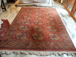 bukhara tappeto tappeto bukhara superbo anni 50 a romans d isonzo kijiji