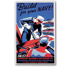build a navy build for your navy poster seabee museum store