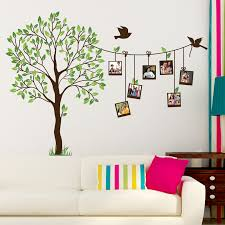 wallmantra familiy photo tree wall sticker