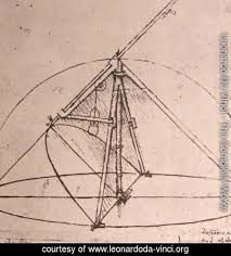leonardo da vinci the complete works design for a parabolic
