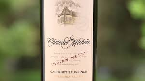columbia valley wine collections chateau chateau ste indian cabernet sauvignon