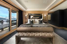 chalet le petit palais courchevel alpine guru chalet le petit palais courchevel master bedroom one