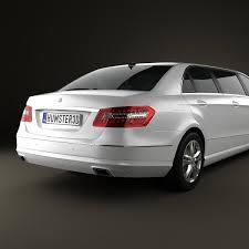 3d class price mercedes binz e class limousine 3d cgtrader