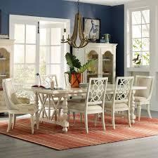 hooker dining room table hooker furniture sandcastle 7 piece