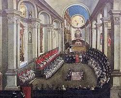 Ecumenical Councils Of The Catholic Church Definition Council Of Trent