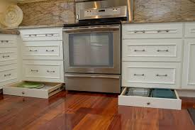 kitchen cabinet toe kick ideas toe kick drawers yes or no edgewood cabinetry