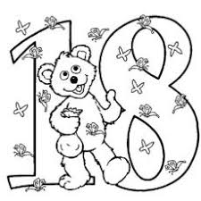 free printable number coloring pages top 21 free printable number coloring pages online free