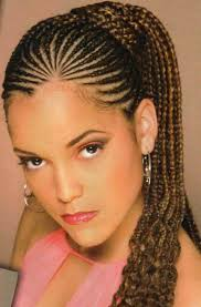 Braided Hairstyles For Black Girls Cute Braided Hairstyles For