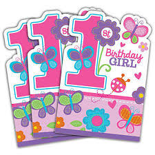 butterflies birthday child greeting cards u0026 invitations ebay