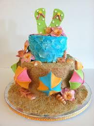 84 best beach cake u0026 cookie ideas images on pinterest beach