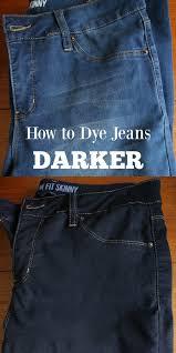how to dye jeans darker dye faq dans le lakehouse