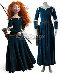 deluxe brave princess merida costumes deluxe theatrical
