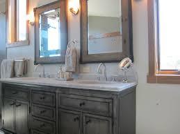 Restoration Hardware Bathroom Cabinet by Zinc Vanity From Restoration Hardware Guest Bath Pinterest