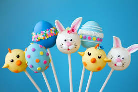 kid s party food ideas delicious easter cake pops